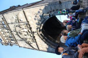 Staroměstská mostecká věž 22.9.2016